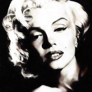 Marilyn (2011) | Medium: Colored Pencil