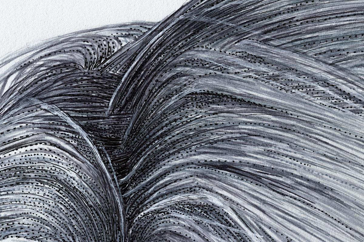 Ciri hair part by Keith Orlando