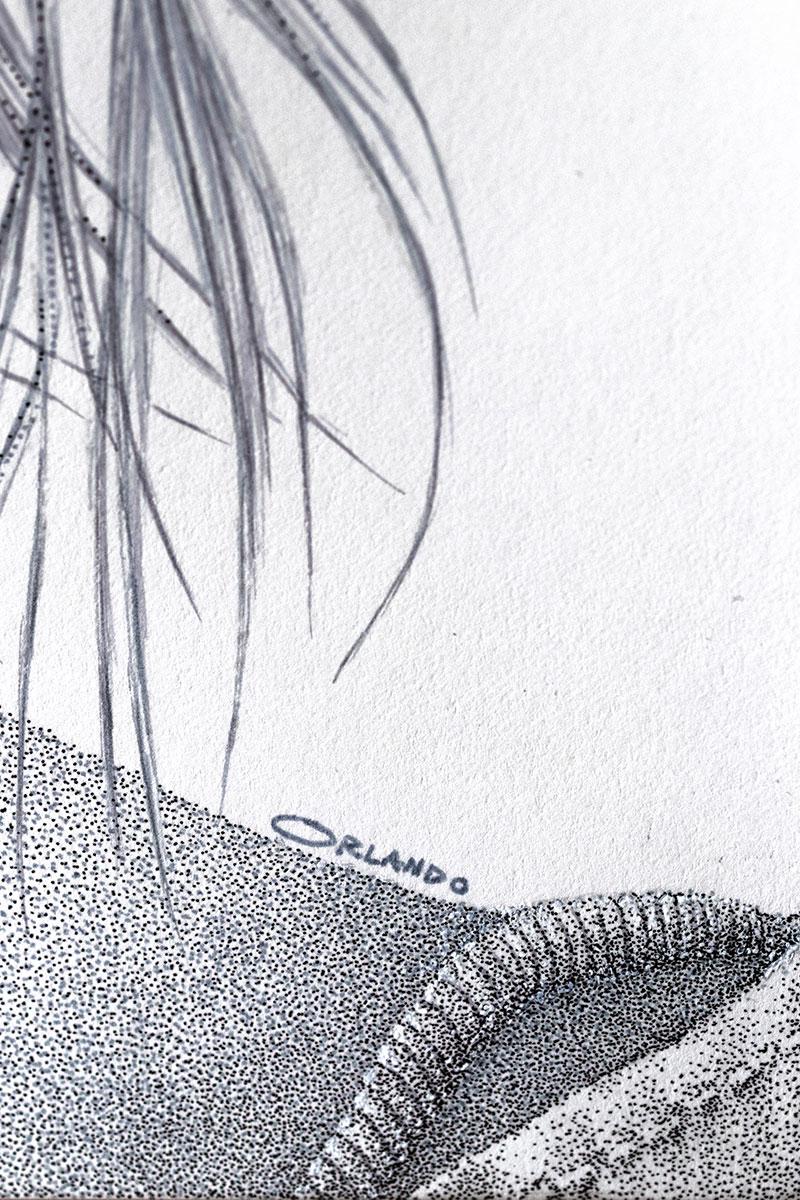 Ciri right shoulder by Keith Orlando