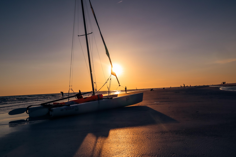 Sailboat Shadow