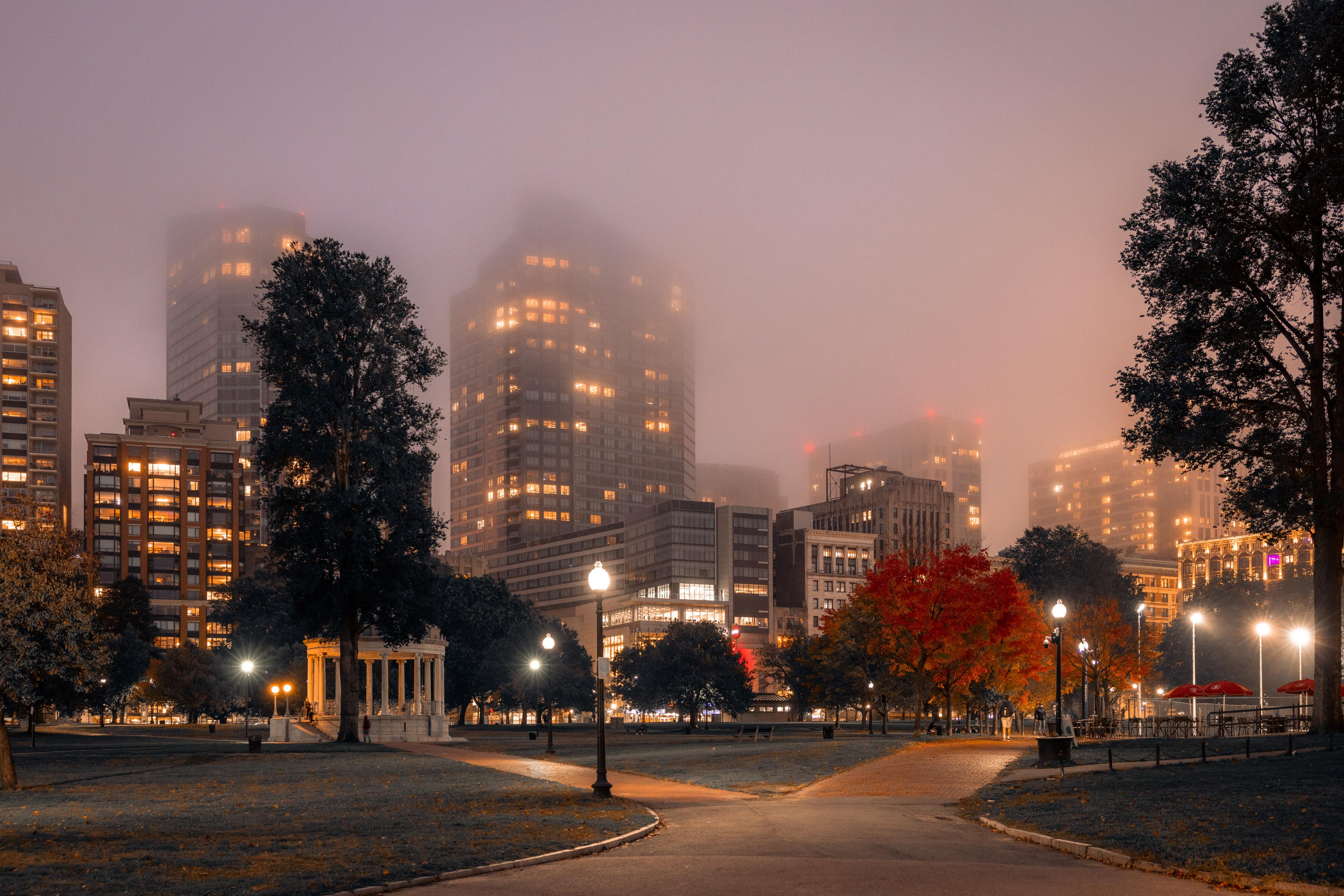 Downtown Fog