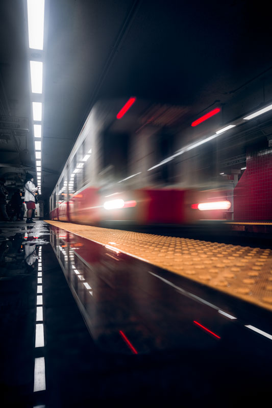 Red Line Reflection